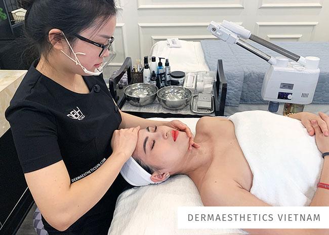 4 lý do vì sao nên chăm sóc da tại spa DBH