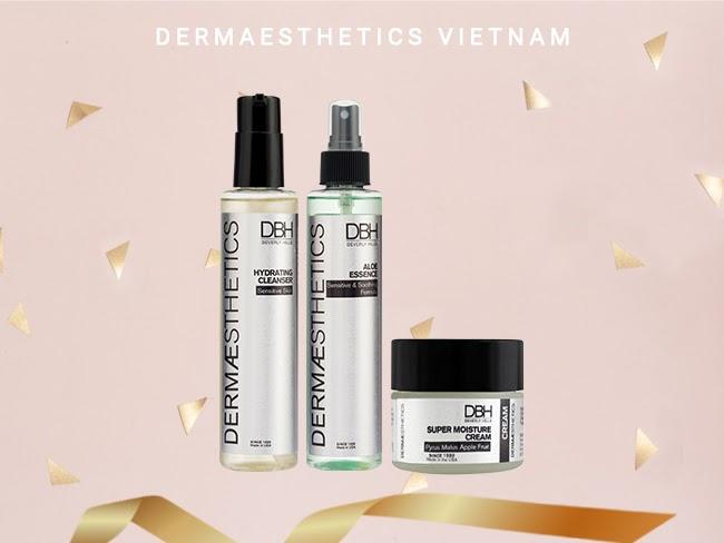 Hướng dẫn chọn quà 8/3 phù hợp nhất cho phái đẹp từ Dermaesthetics Vietnam