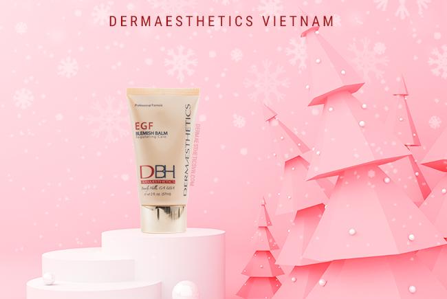 4 bước đơn giản cho làn da rạng rỡ mùa lễ hội với sản phẩm DBH