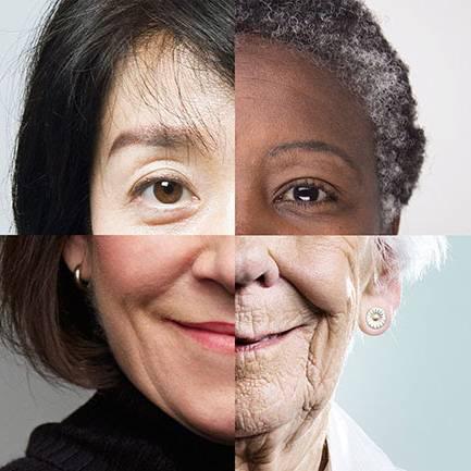 Là phụ nữ, có ai không sợ tuổi già?