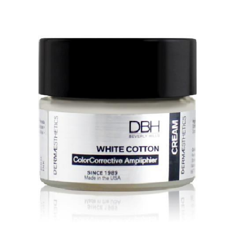 DBH White Cotton Cream