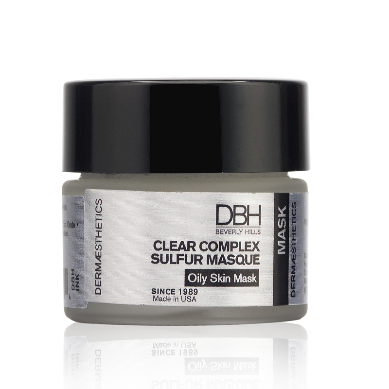 DBH Clear Complex Sulfur Mask